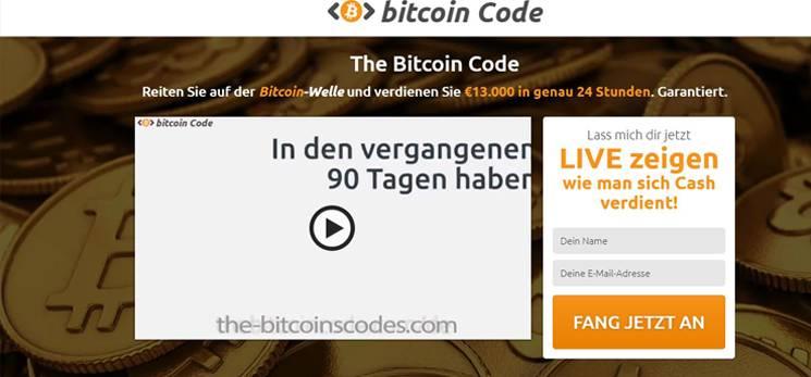 Bitcoin code experiences