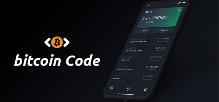 bitcoin code platform