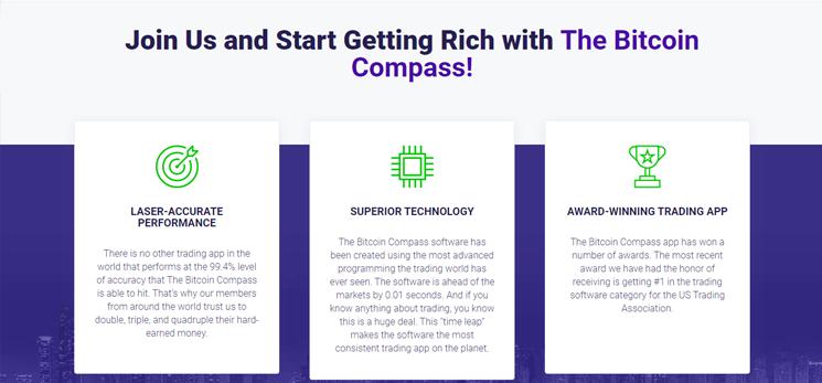Bitcoin Compass – Ist dies automatisierte Trading-Software ein Betrug oder Legit?