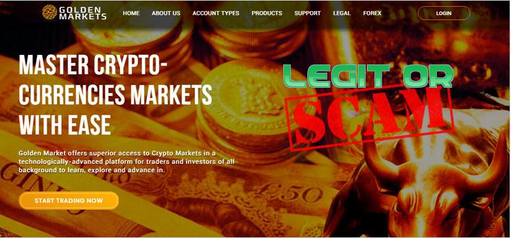Was kann Golden Markets
