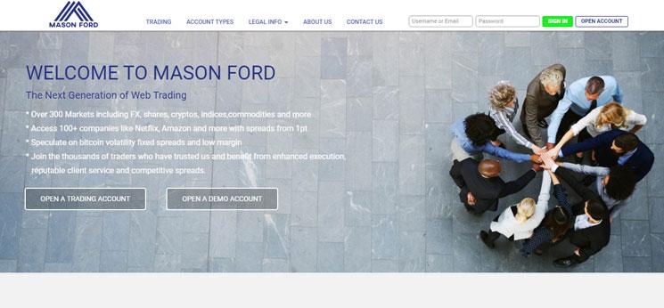 Mason Ford Test