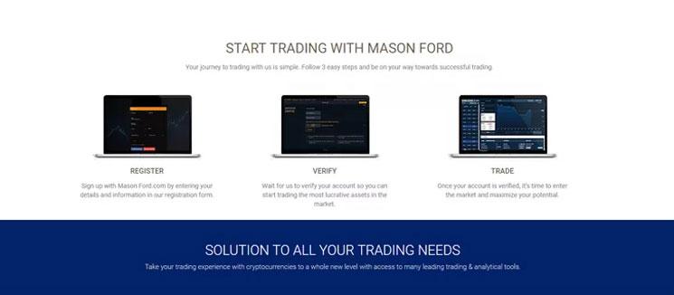 Was macht Mason Ford so einzigartig?