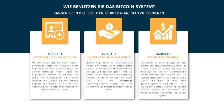 bitcoin system sign up
