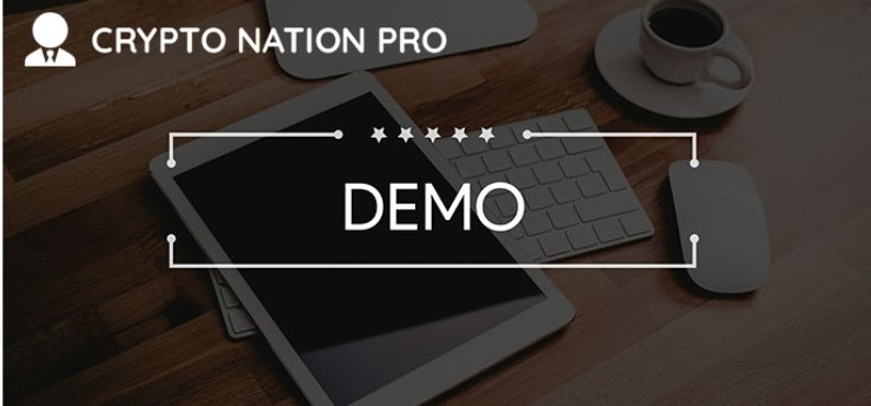 crypto nation demo account