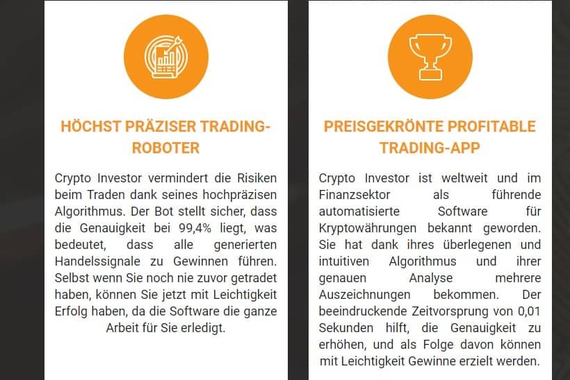 Crypto Investor Test 2020