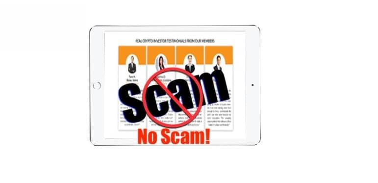 Crypto Investor no scam