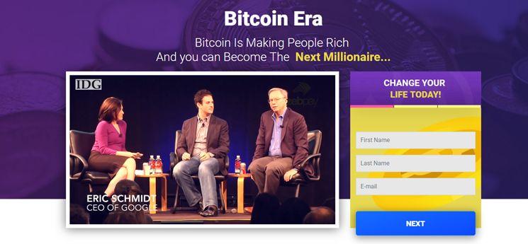 Bitcoin Era Software Geld verdienen
