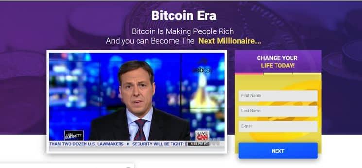 Bitcoin Era Test