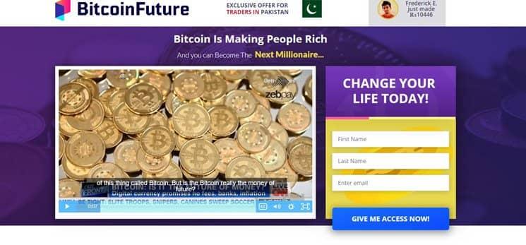 Bitcoin Future - Betrug oder Legit
