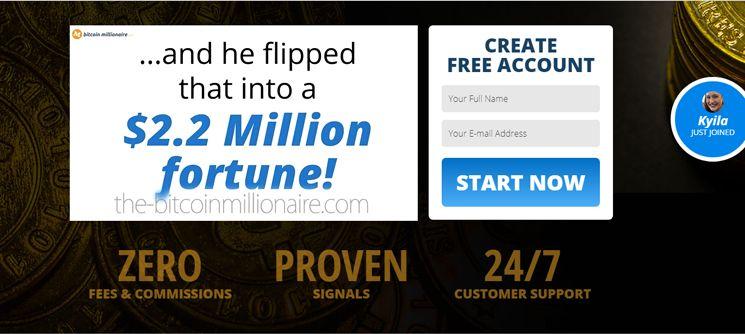 Bitcoin Millionaire Software