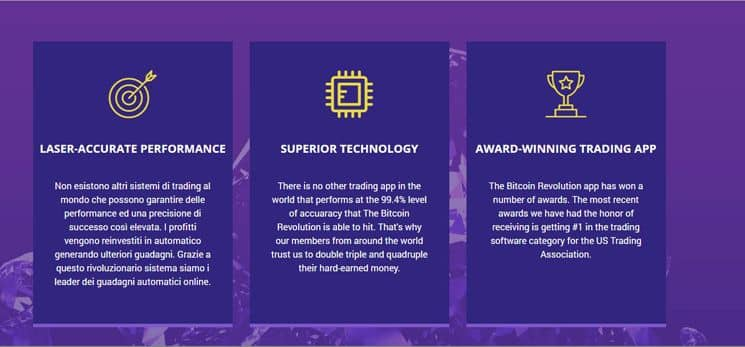 Bitcoin Revolution Demokonto eröffnen