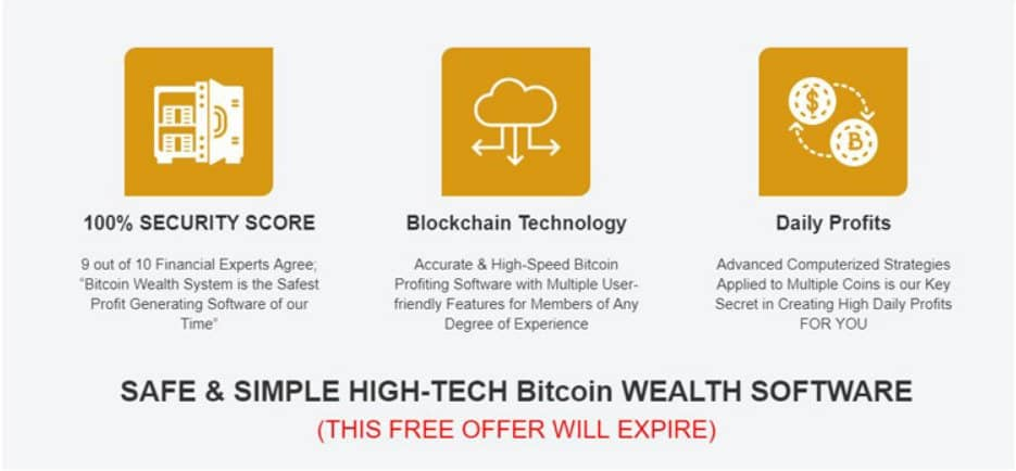 Bitcoin Wealth Application