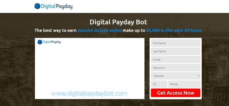 Digital Payday – Betrug oder legitim