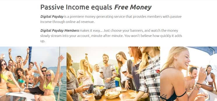 Digital Payday Geld verdienen werden