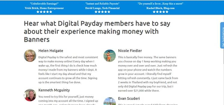Digital Payday Software