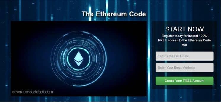 was ist ethereum code