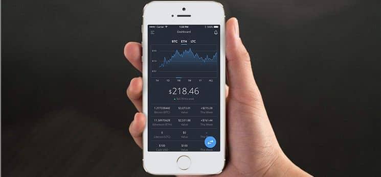 Gibt es für Bitcoin Trader eine mobile App