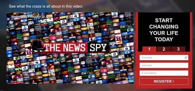 The News Spy Software handeln sollte