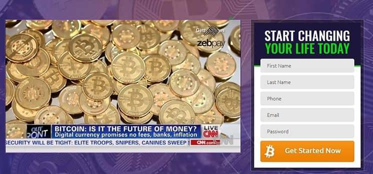 Wie funktioniert die Anwendung von Bitcoin Trader