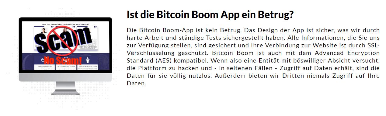 Bitcoin Boom Test