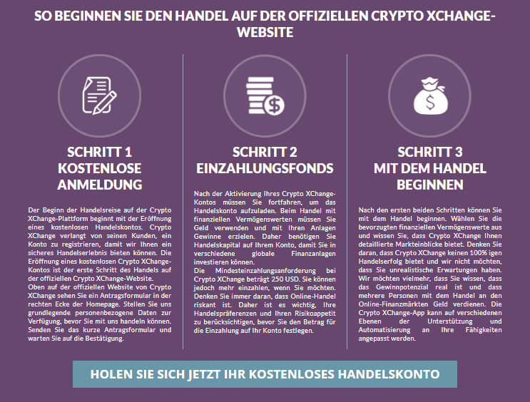xchange homepage