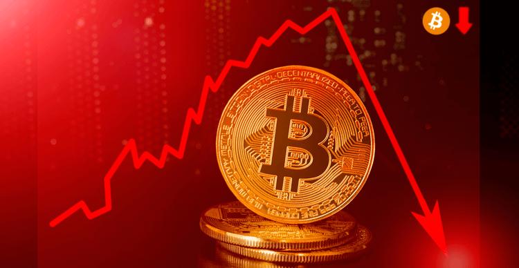 Bitcoin-Preis erreicht Tiefststand bei 10.000 US-Dollar