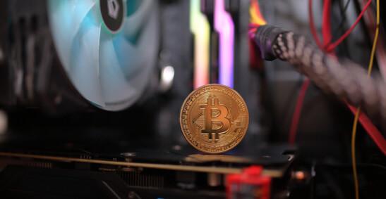 Bitcoins Netzwerk-Hashrate um 17% gesunken