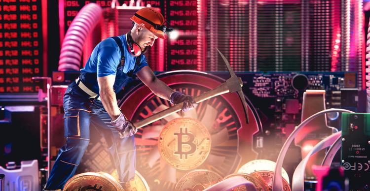 Bitcoin-Miner verdienten im August 1,4 Milliarden US-Dollar